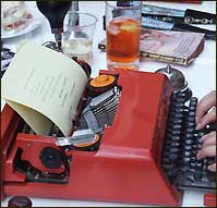 "The Olivetti ""Valentine"""